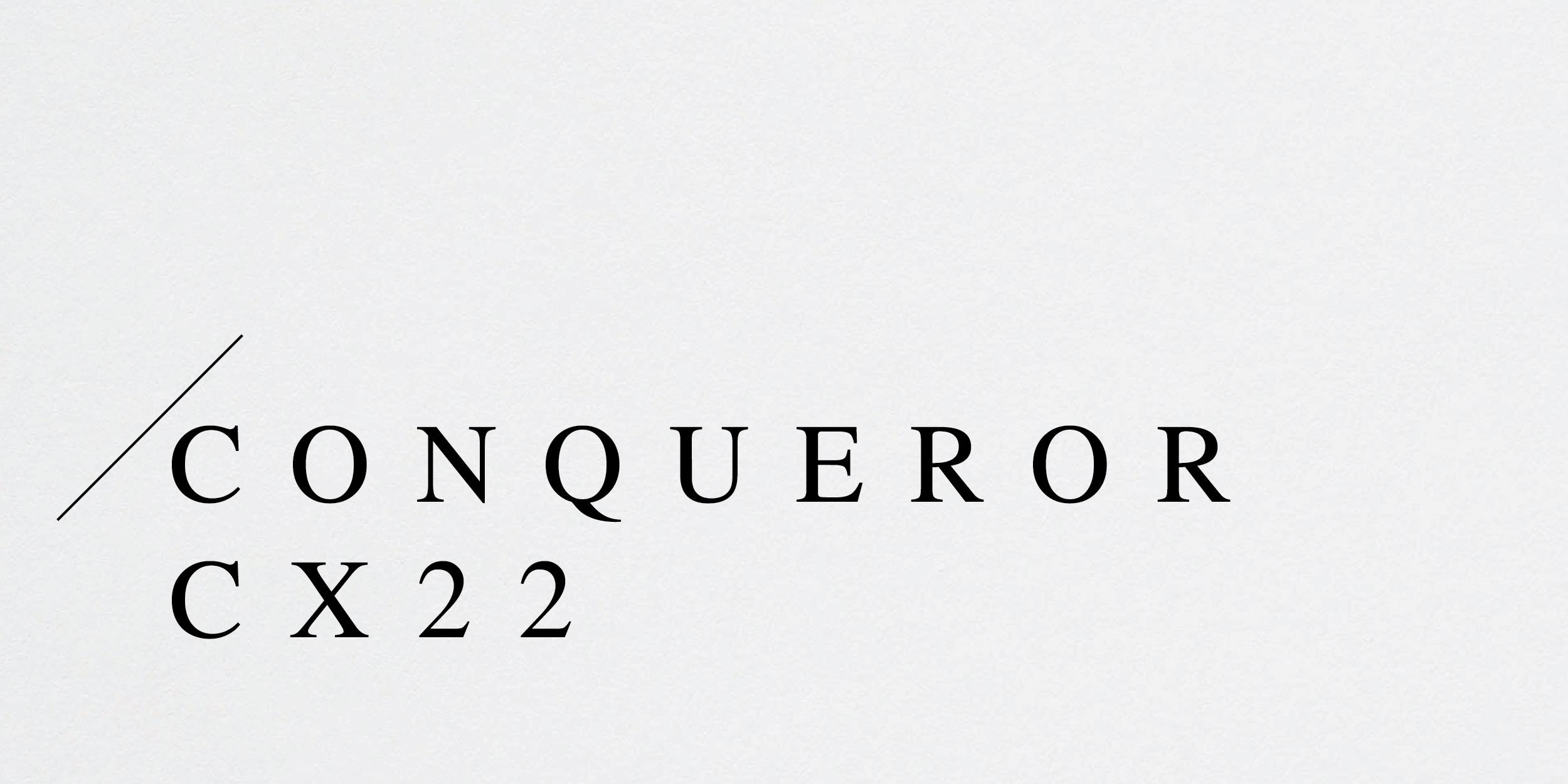 Giấy Conqueror CX22